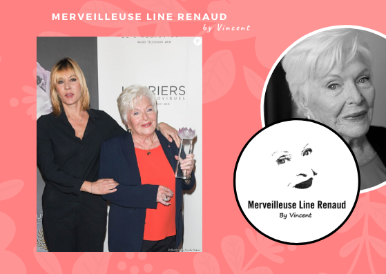 PHOTOS: Line Renaud au 25ème palmarès pour les Lauriers de l'Audiovisuel à Paris le 10 février 2020