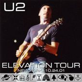 U2 -Elevation Tour -24/10/2001 -New-York -USA- Madison Square Garden #1 - U2 BLOG