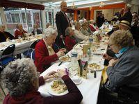 19 décembre : le repas de Noël