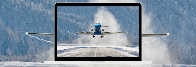 PrivateFly : hausse de 40% des demandes de vols domestiques pour les vacances scolaires de février 2021