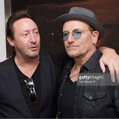 Bono et The Edge Leica Gallery, West Hollywood, Los Angeles 08/09/2016 - U2 BLOG