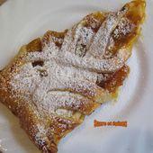 Feuilletés aux mirabelles - www.sucreetepices.com