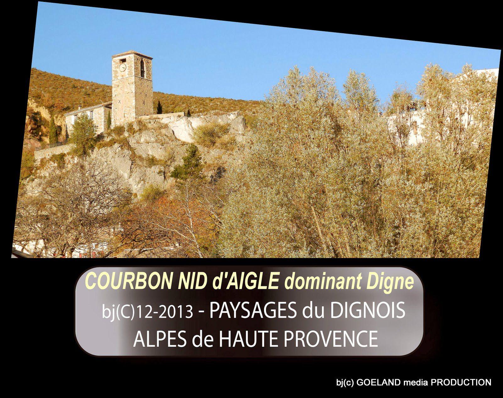 COURBON - NID d'AIGLE du VAL de BLEONE - PhotosBJ(c) - Digne-les-Bains - Alpes de Haute Provence