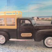 FASCICULE N°166 DODGE MINIBUS PALACE HOTEL 1940 DONNELY RANCH TUCSON ARIZONA SOLIDO 1/43 - car-collector