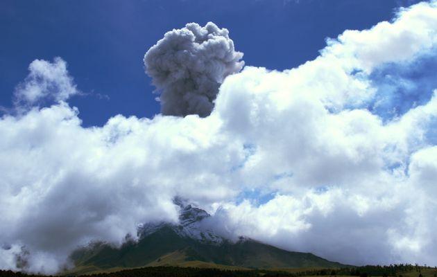 OUI, c'est bien un Volcan ACTIF