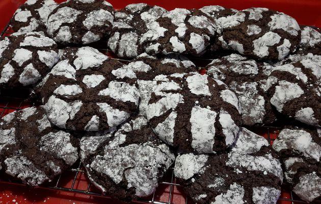 Craquelins au chocolat  pour les fêtes