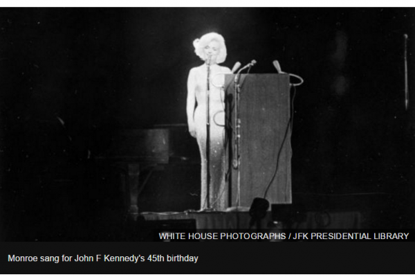 WISH IT'S YOUR'S || Marilyn Monroe's Dress Sold At Auction For $4.8 million