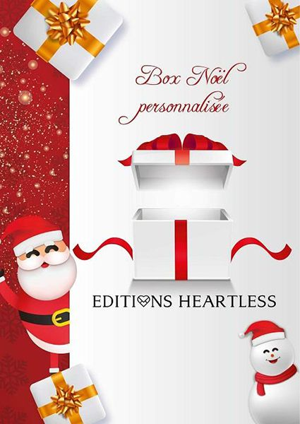Heartless Editions box