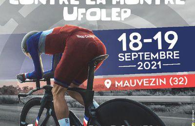 Les résultats complets du National contre la montre UFOLEP de Mauvezin (32)