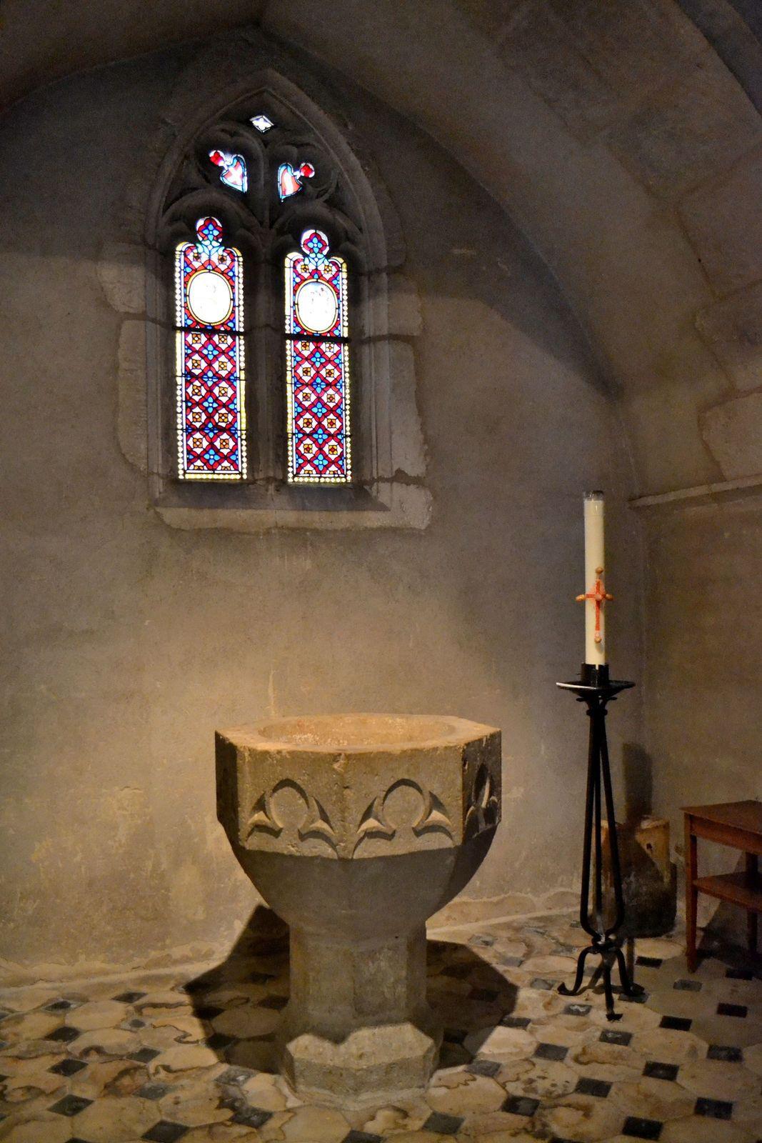 L'église Saint-André-et-Saint-Vincent-de-Paul...