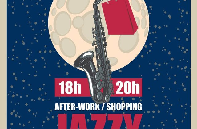 AFTER WORK / SHOPPING JAZZY Vendredi 8 décembre