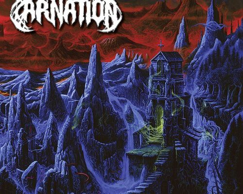CARNATION: Chapel Of Abhorrence (2018) Death-Metal