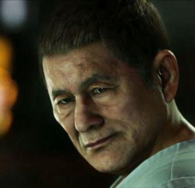 Yakuza 6 revealed : Showing Beat Takeshi's Takeshi Kitano