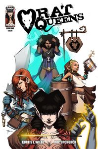 RAT QUEENS, SEX AND THE DUNGEON