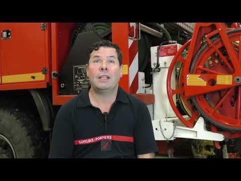 Les 1 001 profils des Sapeurs-Pompiers de la Nièvre - Episode 3 - Robert