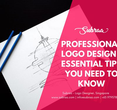 Professional Logo Design - Essential tips you need to know