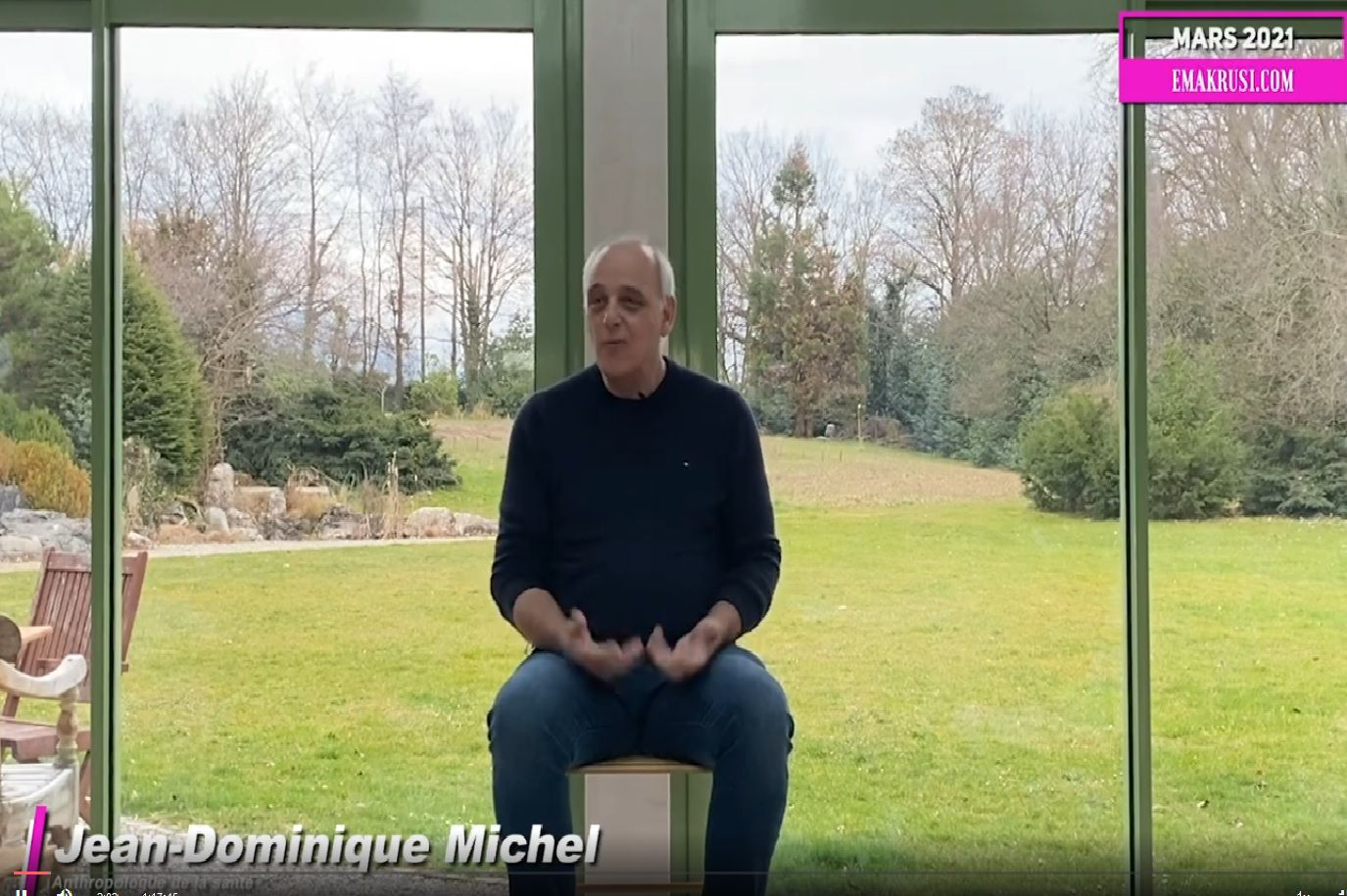 Interview de Jean-Dominique Michel