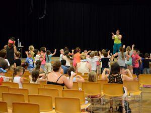 Stage Zumba (29/07-02/08)