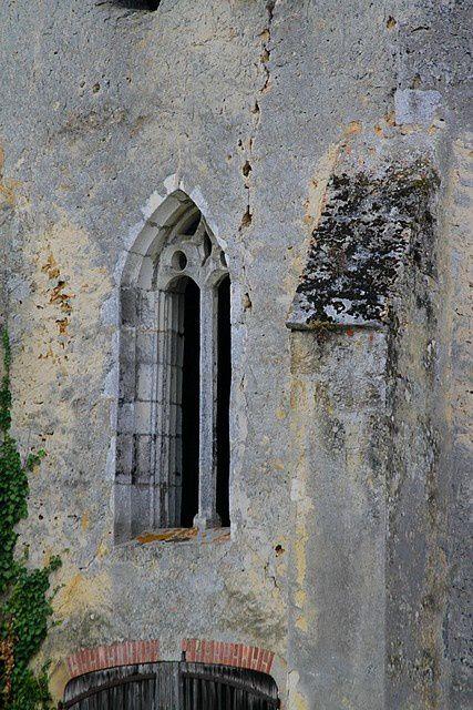 Diaporama chapelle fortifiée de Saint Gein