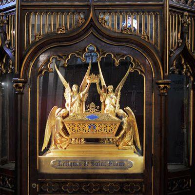 Mardi 1er juin, fête de saint Flour