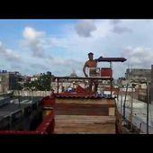 Palomeros de Cuba : Yunier Otro mas Sin trampa a Cajon