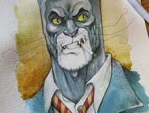 Fan Art 9e Art Blacksad