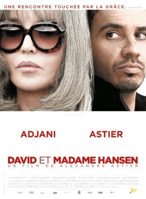 Extrait du film David et Madame Hansen, avec Adjani et Alexandre Astier.