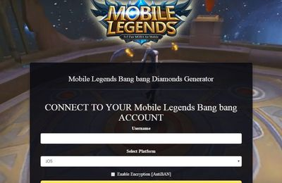 2@2@ - Mobile Legends Diamonds Generator Hack {No Human Verification} {No Survey}