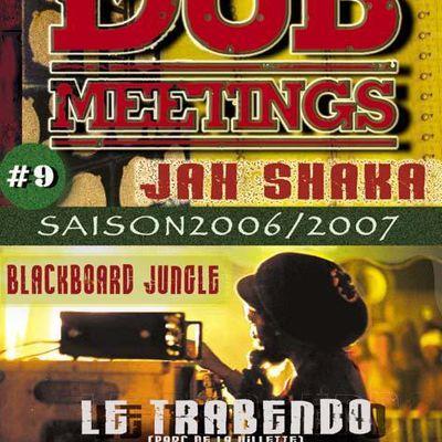 Jah Shaka & BBJungle en Dub Meeting #9 le 14 octobre à Paris
