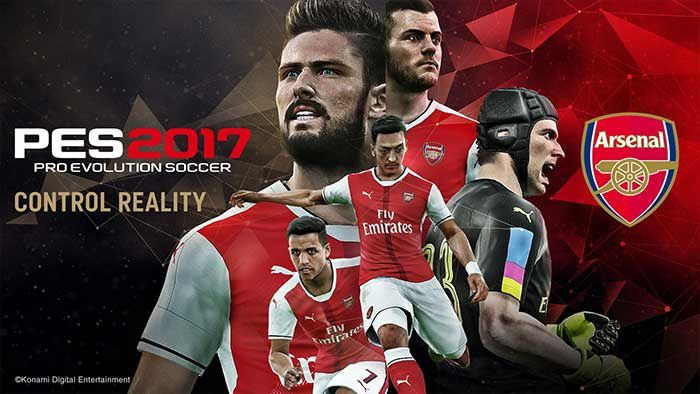 jeux video: PES 2017 sera disponible en Europe dès le 15 septembre 2016
