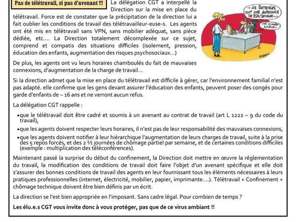 Bulletin des élus CGT CSE TER PDL Avril 2020