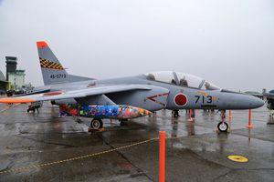 Kawasaki T-4 - 1 Kokudan - Air Festa Festival Hamamatsu 2015