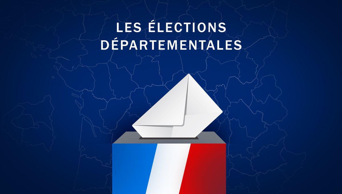 Départementales : Cécile Changeux et Yann Godard sur le canton 1