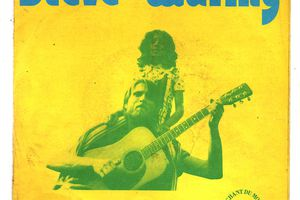Steve Waring - le blues du béton (R. Mayoud) - 1974