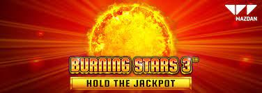 Burning Stars 3 : nouvelle machine à sous Hold The Jackpot de Wazdan