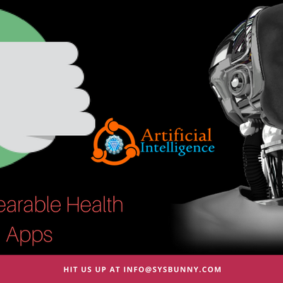 Let's Peek AI in Wearable Health Apps Into The Better Future