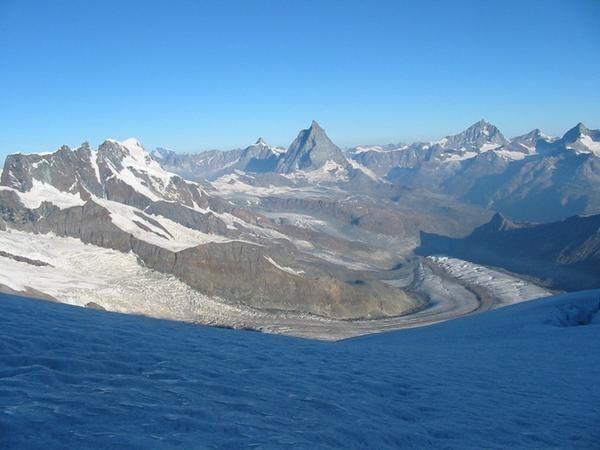 photos de courses d'alpinisme