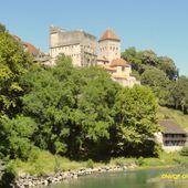 Sauveterre-de-Béarn , village ( Pyrénées-Atlantiques 64 ) AA - ONVQF.over-blog.com