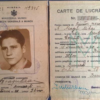 Neagu Mihai , Born in 23 November 1924 in Cernauti . My Ex. Father NEAGU MIHAI , Son NEAGU MIRCEA - 54 Years , Born in 29 April 1963 in Bucharest , with My Addressee : NEAGU MIRCEA - Bulevardul Mihai Bravu Nr.98-106 Bloc D.16 Sc.1 Etaj 6 Ap.23 Sector 2 Of.Postal 39 Cod.-021332 Bucharest