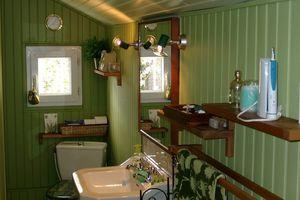 Ma salle de bains nordique