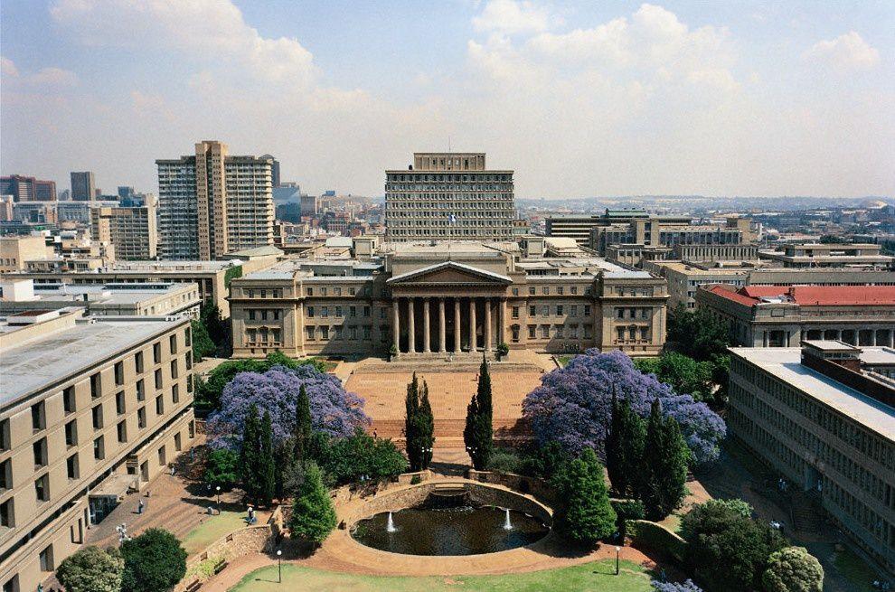 Imagenes de la Universidad de Witwatersrand (Johannesburgo).- El Muni.