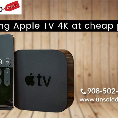 Buy Apple TV 4K at the Cheapest Prices
