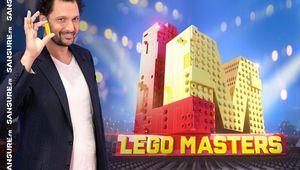 Les premières images de Lego Master ! (Diaporama et vidéo) #M6 #LegoMasters