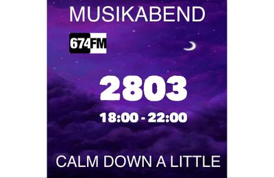 MUSIKABEND feat. Alan Lomax Blog 28.03.2020 674 FM
