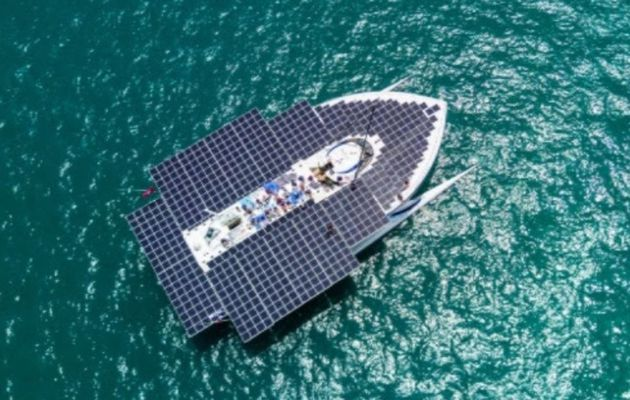 Race for Water hosts first JPI Oceans scientists in Bermuda