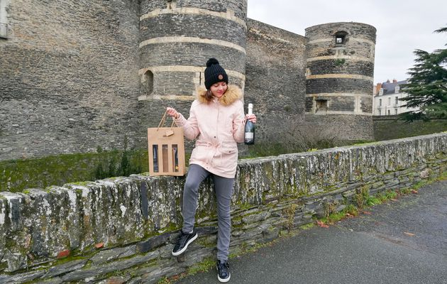 Des vins d'Anjou et de Saumur pour vos repas de fêtes
