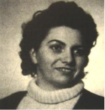 Portrait de résistante communiste - 8. Marie Louise Kergourlay Résistante de Guingamp à Paris (100 ans d'engagements communistes)