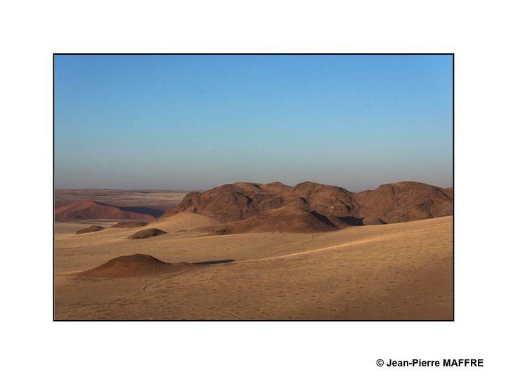 Le désert du Namib, le plus ancien du monde inspire à la fois fascination et plénitude.