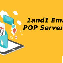 A Complete Setup Guide to 1and1 Email IMAP, POP3 Server Settings For Android & Outlook