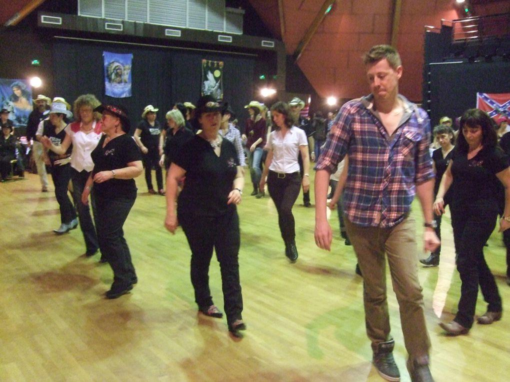Bal annuel des West Country Dancers d'Hennebont (56). Super soirée !!